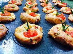 Feta Tomaten Muffins