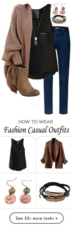 Elegant winter outfit ideas with jeans!! You will simply LOVE