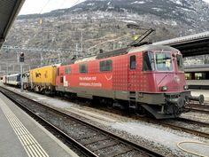 Swiss Railways, Train, Photo Illustration, Zug, Strollers