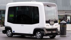 Maybe the future of autonomous vehicles doesn't lie in private ownership, but in robo taxis and buses.