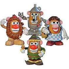 Wizard Of Oz™ Mr. Potato Head Set