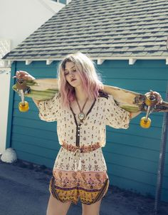 Cute 'Spell and the Gypsy Collective' playsuit