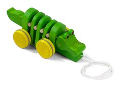 Dancing Alligator Pull Toy