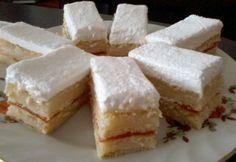 Krémes süti tojásfehérje mázzal Evo, Cheesecake, Dairy, Cheesecakes, Cherry Cheesecake Shooters