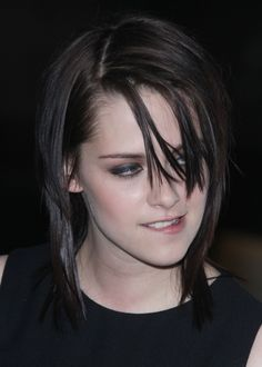 Kristen Stewart at the Premiere for The Yellow Handkerchief in February 2010