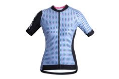 Women's OORR Cafe Pro 'BOORRdroom Check' Cycling Jersey (Pre-Order)