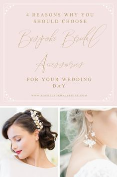 Blog - Rachel Sokhal Bridal Accessories Braided Hairstyles For Wedding, Up Hairstyles, Wedding Hair Up, Wedding Day, Outdoor Wedding Destinations, Justin Alexander Bridal, Hair Up Or Down, Bridal Shoe, Rose Gold Hair