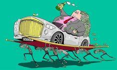 La triste verità sulla società moderna illustrata da Steve Cutts (FOTO e VIDEO)