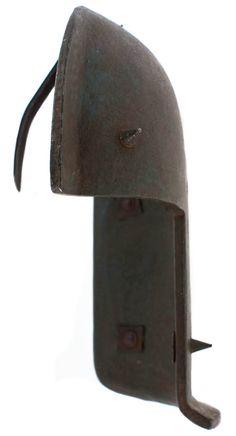 WW1 German Sniper Elephant Mask Profile