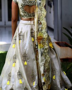 Anushree Reddy and Arpita Mehta Hit the Lakme Fashion Week 2015 Stage Indian Attire, Indian Wear, Indian Dresses, Indian Outfits, New Dress, Dress Up, Dresses Elegant, Lehenga Designs, Mehndi Designs