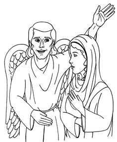 Luke12656 Matthew 11824 Angels Spoke to Mary Joseph