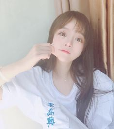 Cute Japanese Girl, Cute Korean Girl, Cute Asian Girls, Beautiful Asian Girls, Cute Girls, Uzzlang Girl, Hey Girl, Ulzzang Korean Girl, Popular Girl