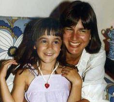 Jennifer Livingston with her mother, Anne.