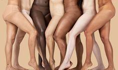 """Lingerie has a diversity problem. This brand is changing it by introducing tones that are truly """"nude"""" for all skin tones. #inclusivity #intersectionality"""