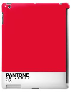 Pantone iPad 2 Back Clip. Simply attach to back of iPad 2