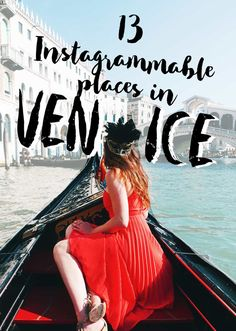 13 Instagrammable Places in Venice, Italy | Girl Vs Globe