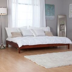 Fashion Bed Group Murray Daybed - Mahogany, Size: Queen - RN746-3