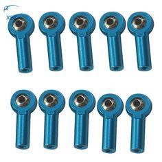 $9.97 (Buy here: https://alitems.com/g/1e8d114494ebda23ff8b16525dc3e8/?i=5&ulp=https%3A%2F%2Fwww.aliexpress.com%2Fitem%2F10pcs-M3-Aluminum-Tie-Rod-End-Ball-Head-Joint-for-RC-1-10-4WD-Crawler-Car%2F32697913830.html ) 10pcs M3 Aluminum Tie Rod End Ball Head Joint for RC 1/10 4WD Crawler Car Part  for just $9.97