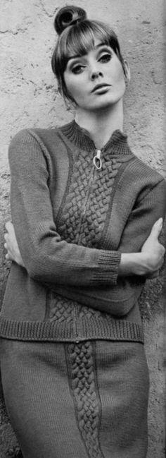 Ina Balke, Burda Moden November 1968