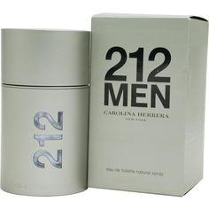 212 By Carolina Herrera Edt Spray 1 Oz