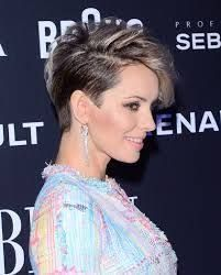 Resultado De Imagen Para Dorota Gardias Fryzura Short Hair Cut For