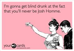 all men should aspire to be like Josh Homme. No, actually, just be Josh Homme.