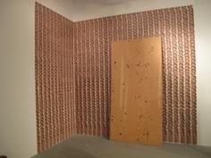 Joanne Howard, Plucking (Installation), 2012