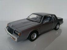 Buick Regal 1/24 modelcar24´s Webseite!