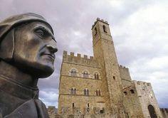 Il castello di Poppi (AR) - 43°44′09″N 11°45′42″E