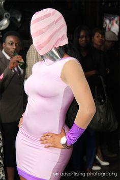Model: Pretty Dime, Designer: Derrick L Hughes, Photography by: Norman E Williams III