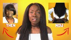 SIS, why didn't ya'll tell me? Natural Hair Growth Tips + Secrets! SIS, why didn't ya'll t Hair Regrowth Tips, Hair Regrowth Shampoo, Natural Hair Regrowth, Natural Hair Regimen, Hair Tips, Natural Haircare, Hair Ideas, Natural Hair Growth Tips, New Hair Growth