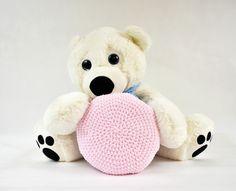 Poduszka przytulanka Baby - FikuMikuShop - Dekoracje pokoju dziecięcego