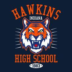 Hawkins Tigers - NeatoShop