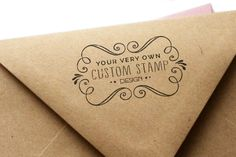 MarketHouse Custom Rubber Stamp Design!
