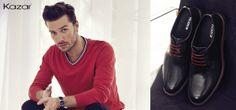KOLEKCJA KAZAR WIOSNA-LATO 2014  Męska wiosenno-letnia kolekcja Kazar została zaprojektowana zgodnie z najbardziej aktualnymi trendami w męskiej modzie.