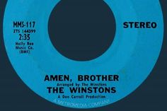 The Winstons Amen Breakbeat Gesture by Martyn Webster - GoFundMe