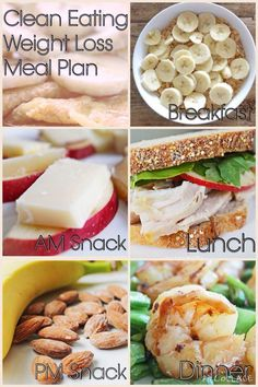 Ripped in 30 meal plan jillian michaels download free pdf health healthy daily clean eating meal plans enjoy forumfinder Choice Image