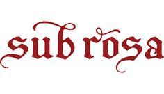Sub Rosa Spirits Logo