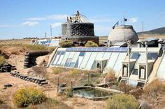Sustainable Housing Series: Monolithic Domes vs. Earthships | Sustainable 19125 & 19134