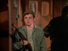 gary burghoff | Gary Burghoff - Internet Movie Firearms Database - Guns in Movies, TV ...