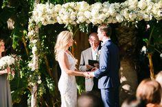 La Quinta Resort Wedding // Lucky Day Events Co. // Josh Elliott Photography // Southern California Wedding Planners // Flower Arch