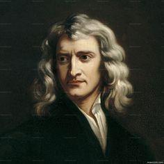 Isaac Newton was een Engelse wetenschapper die leefde van 1643 tot 1727. hij is bekend geworden door het ontdekken van de zwaartekracht. hij vroeg zich af waarom een appel wel van een boom afvalt en de maan niet op de aarde valt. hij vond de zwaartekracht uit door middel van algemene theorieën van Galileo Galilei (deductie). toen hij de zwaartekracht had uitgevonden stelde hij dus door te observeren en te redeneren een nieuwe natuurwet in.