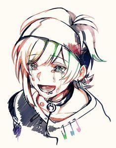 Twitter Cool Anime Guys, Cute Anime Boy, Anime Oc, Chica Anime Manga, Neko, The Wolf Game, Tim Drake Red Robin, Mlp Fan Art, Ichimatsu