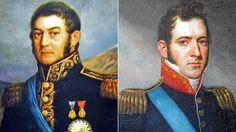 La insólita entrada de San Martín en la historia argentina