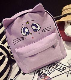 67bd7b1ef039f7 Cute kawaii backpack bag - Sailor Moon - Rebel Style Shop - 2 Harajuku  Girls,