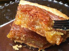 Brown Sugar Chess Pie