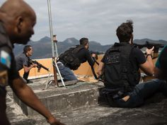 Residents in Rio are getting caught in the crossfire between police and drug traffickers