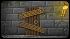 ✔ Minecraft: How to make Barricades