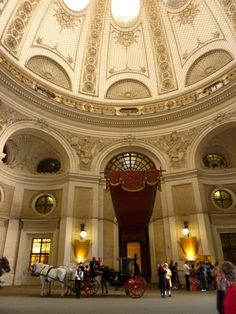 This is how my life was meant to be.... hahaha - Hofburg Palace ~ Vienna Austria