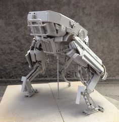 Gavin Lee Manners : Creations: Maquette Building 03
